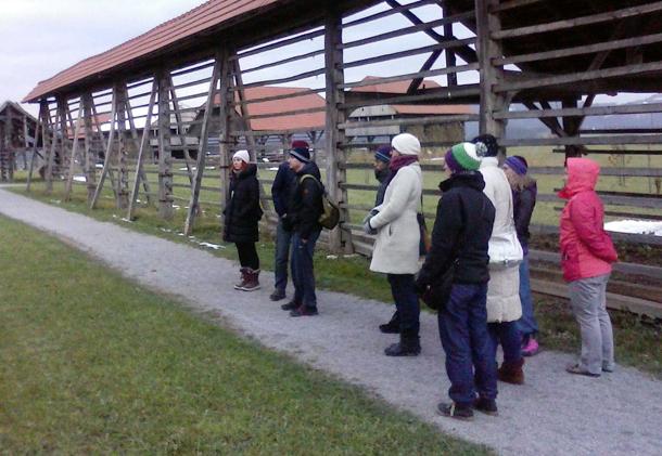 turistični vodniki v deželi kozolcev v srcu slovenije
